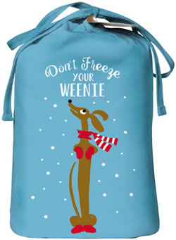 Don't Freeze Your Weenie Nightshirt In Giftbag