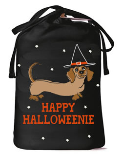 Happy Halloweenie Nightshirt In Giftbag