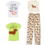 Dachshund Nightshirts And Pajamas
