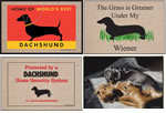 Dachshund Doormats Make Wonderful Gifts For Anyone