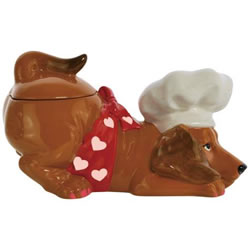 Dachshund Cookie Jar