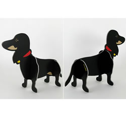 Dachshund Pop Outs