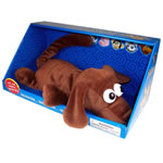Rollover Dachshund LOL Plush Toy