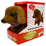 Dottie The Dachshund Plush Toy