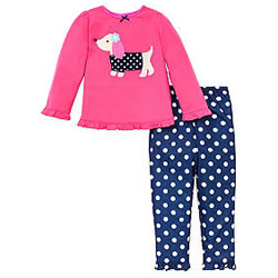 2 Piece toddler Pajama Set