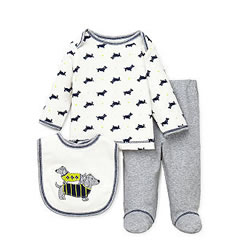 3 Piece Infant Set