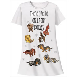 There Is No Ordinary Doxies Sleepshirt