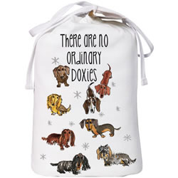 There Are No Ordinary Doxies Sleepshirt In Giftbag