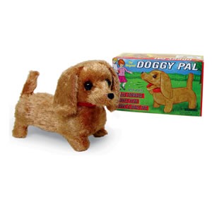 Dachshund Barking And Walking Toy